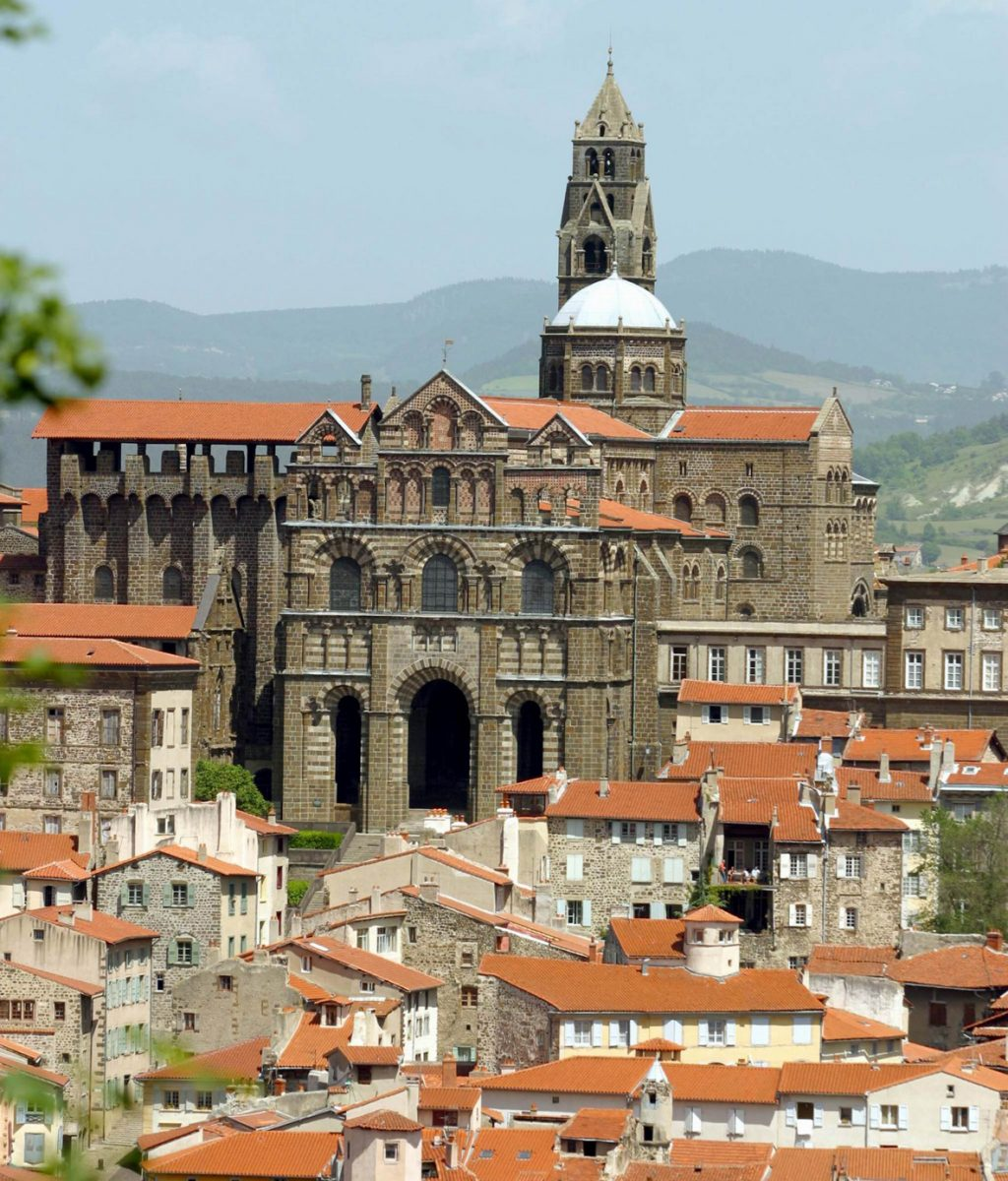 cathedrale du puy en velay